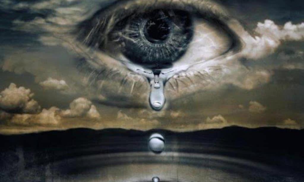 Le lacrime del male. Carotenuto 2