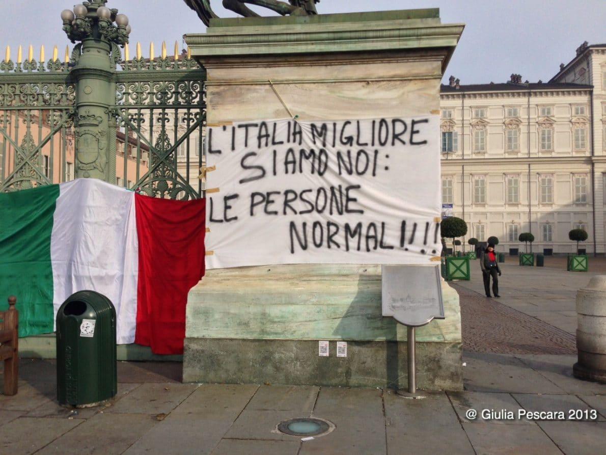 Protesta dei forconi e fame