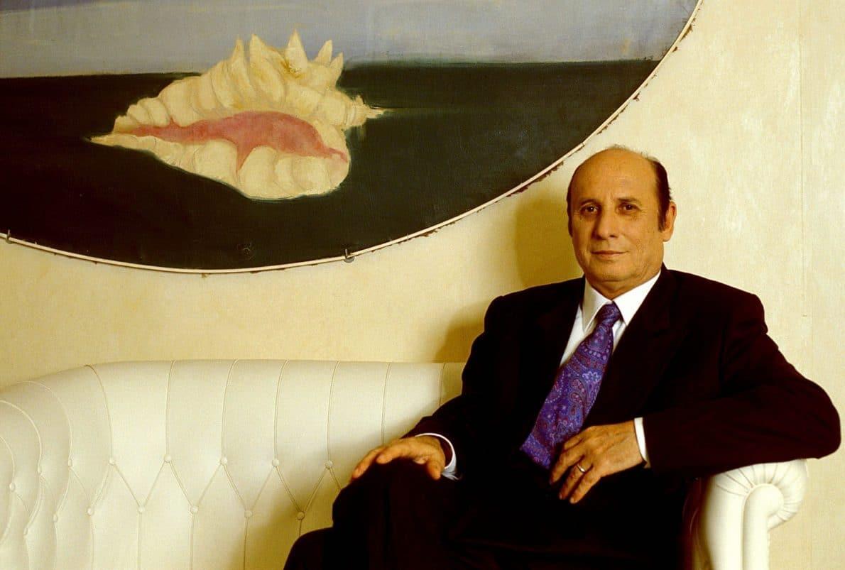Francesco Alberoni ritratto