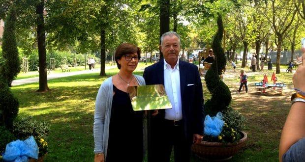 I genitori di Antonello Zara