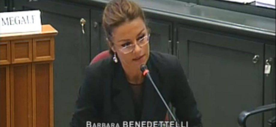 barbara-benedettelli-indagine-conoscitiva