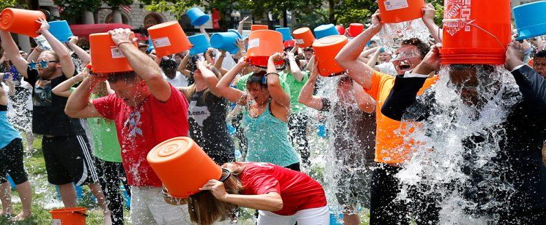 Ice Bucket Challenge per capire