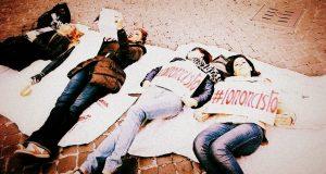 Manifestazione contro indulto