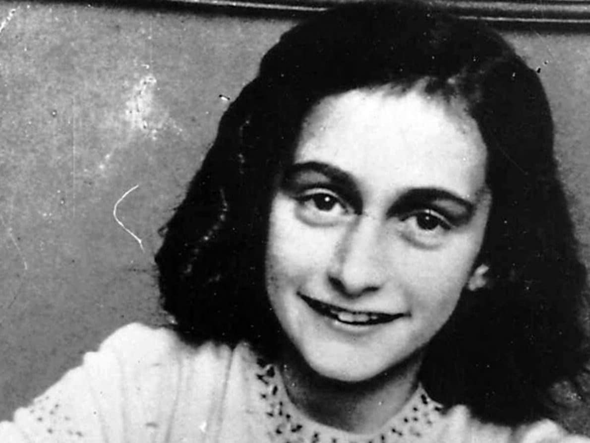 Anna Frank, la speranza nonostante tutto