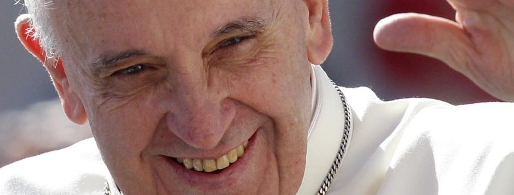 "Papa Francesco e i ""conigli"""