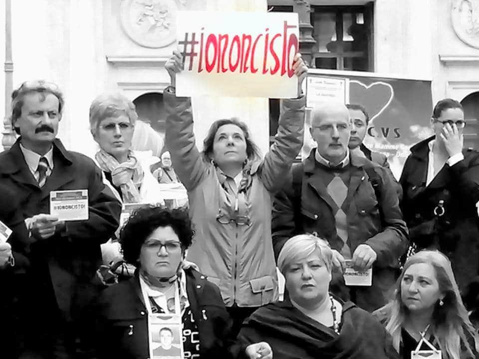 #iononcisto Italia Vera contro indulto