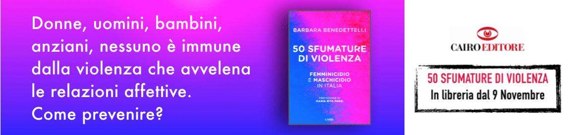 50 Sfumature di Violenza di Barbara Benedettelli