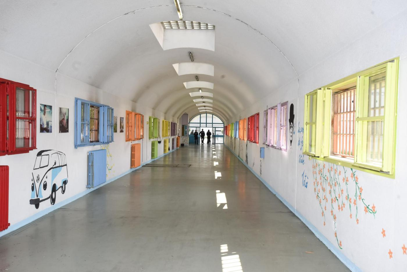 Presentazione dello Sportello lavoro 'Centro per l'impiego' all'interno del carcere di Opera