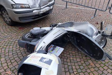 Giornata Mondiale Ricordo Vittime Strada - La simulazione di uno scontro stradale per riflettere 2