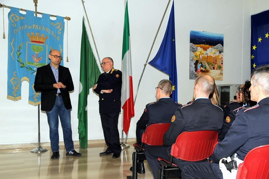 Celebrazione di San Sebastiano con la Polizia Locale di Parabiago 6