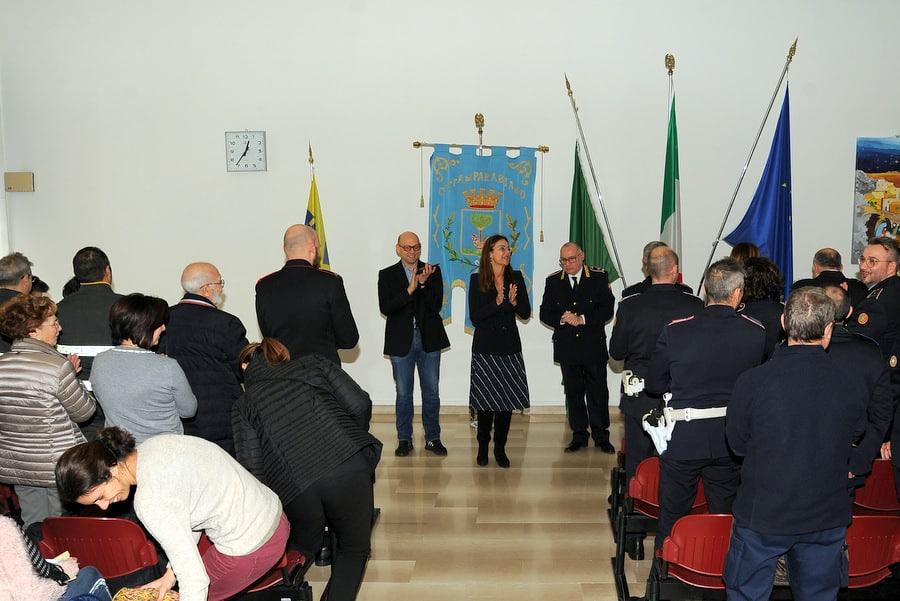 Celebrazione di San Sebastiano con la Polizia Locale di Parabiago 5