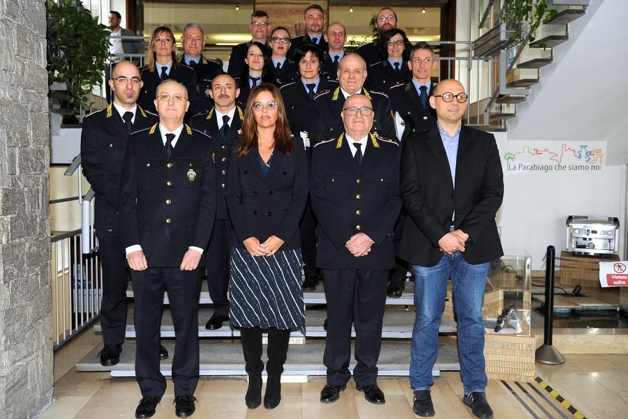 Celebrazione di San Sebastiano con la Polizia Locale di Parabiago 2