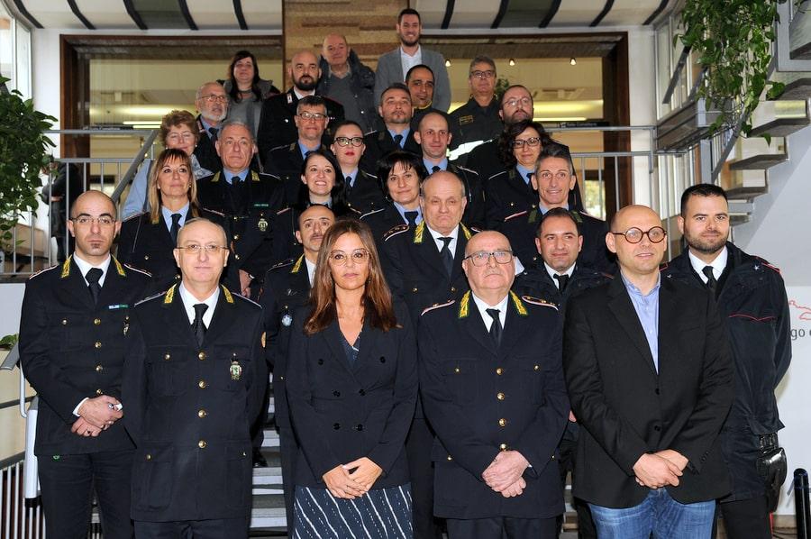 Celebrazione di San Sebastiano con la Polizia Locale di Parabiago 1