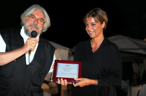 Barbara Benedettelli e Alessandro Meluzzi