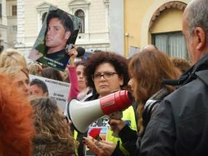Manifestazione #iononcisto