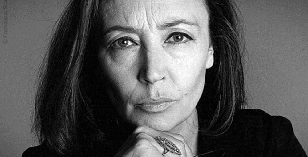 Oriana Fallaci e l'obbligo morale