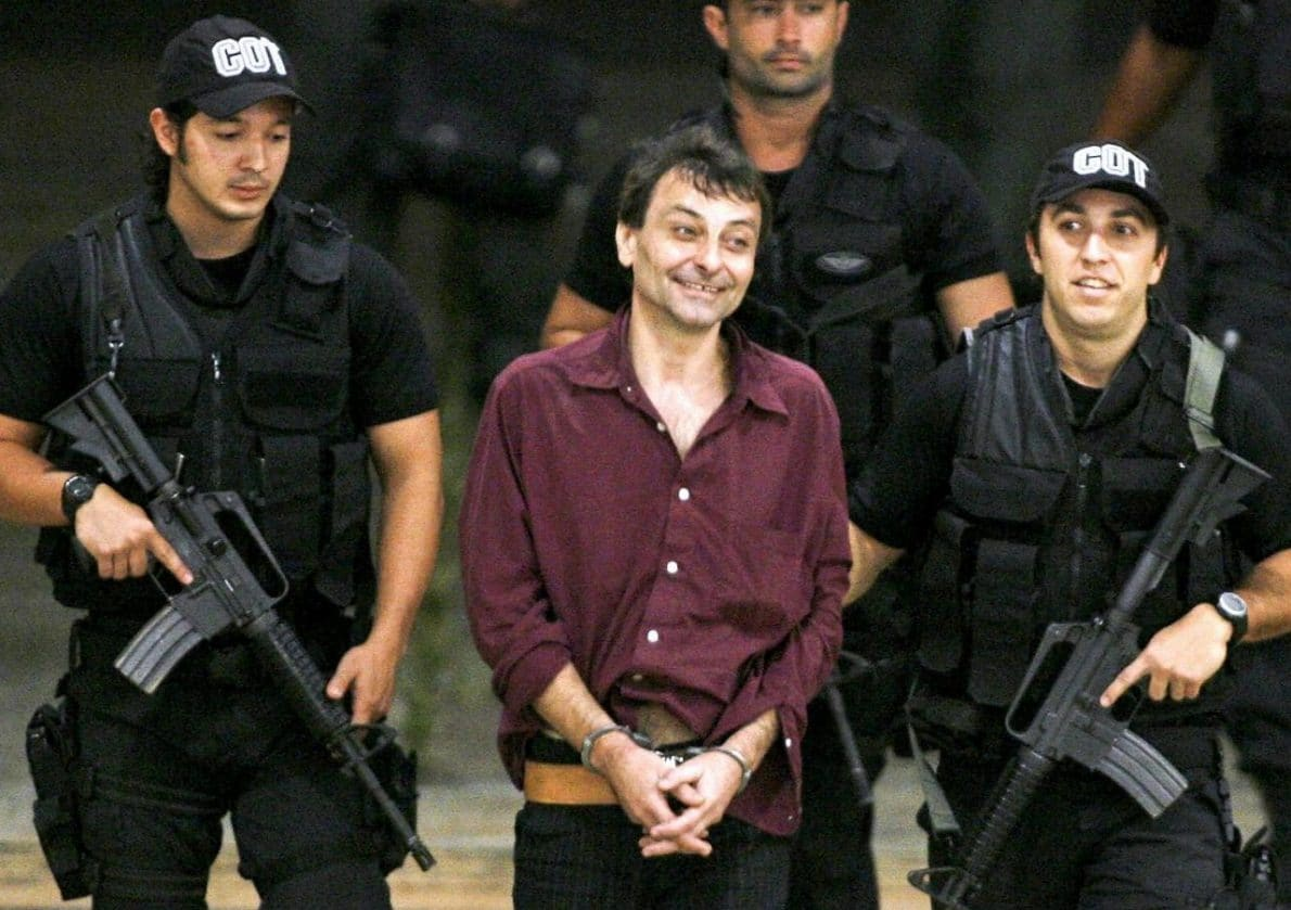 Cesare Battisti arrestato