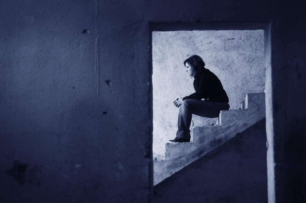 Divorzio e solitudine