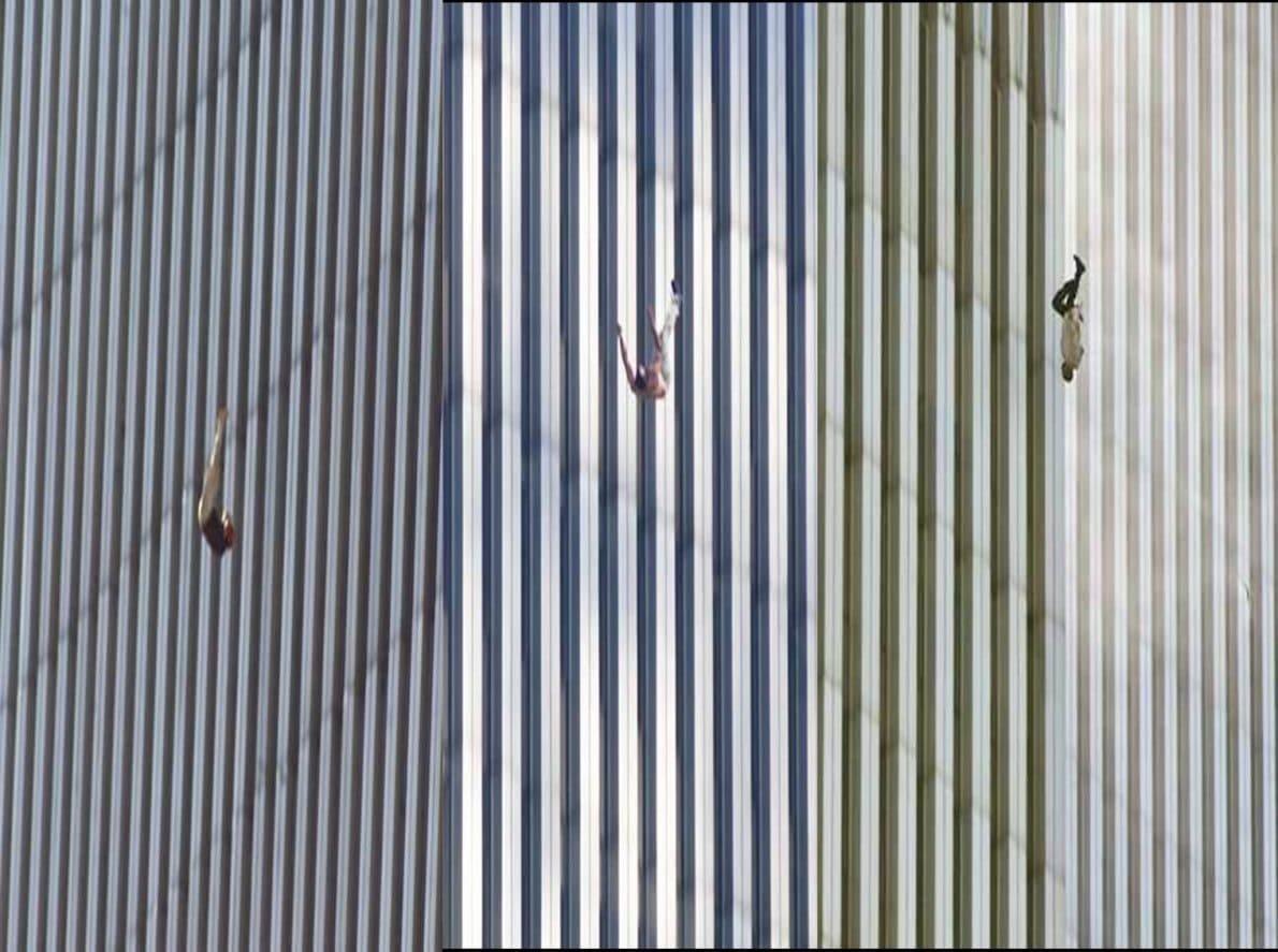 L'11 settembre in un'immagine
